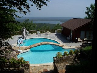 Fabulous Custom Home With Pool And Gorgeous Lake View