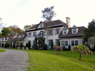 Secluded West Stockbridge Estate