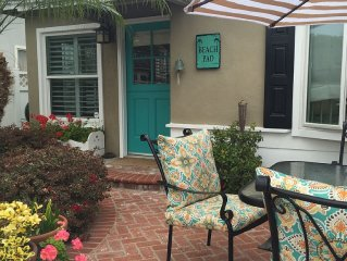 Cozy Slice Of Paradise Just Steps From The Beach!!