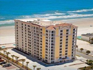 Daytona Beach Opus 2nd Floor, 3Bd 3Ba Dir Ocnfnt Condo  *NOV - DEC  $135/ntly*