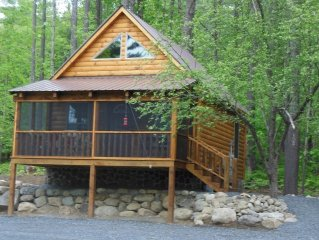 Enjoy Summer in The Adirondacks at Ruby Hill Cabins