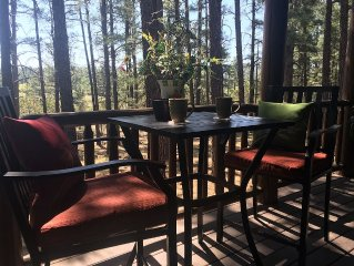 Spruce Landing Cabin At Torreon, 3bd/2bath in the White Mountains, AZ