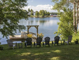 Adorable Year Round Waterfront Cottage in Downtow