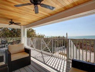 Eventide Treasure Island: Luxury private beachfront single family home with pool