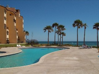 Beautiful Ocean Front Condominium