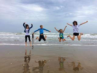 Summer Beach Vacation at our Fabulous oceanfront , Embassy 401