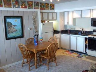 Lake Michigan Beach/Riverfront 2 Bedroom Condo -Homestead Resort-Glen Arbor