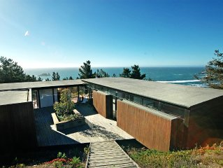 Ocean Front House In Windsurfer's Heaven