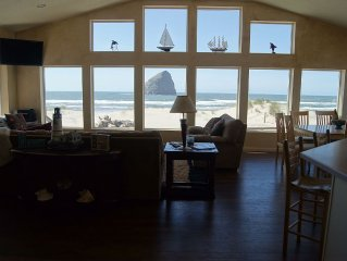 Ocean Front Luxury 5 Bedroom Home Right On the Beautiful Sandy Beach