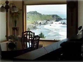 Rainbow Rock Condo - Ocean Front View