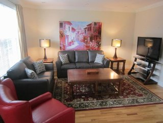 St.John's Fully Furnished Downtown Executive Brownstone On Bottom Of Signal Hill