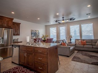 Stunning new 4 bed condo on Coral Ridge Golf Course