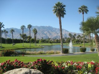 Desert Princess Cc And Resort, On Golf Course, W/ Mountain Views