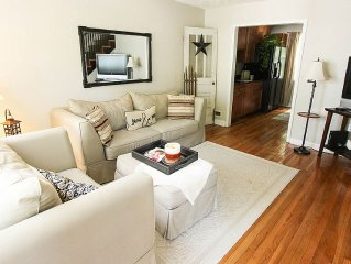 Beautiful 3 Level Town Home In Del Ray Alexandria