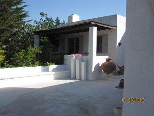 Seaside Residences near Athens with pool, basket & tennis court
