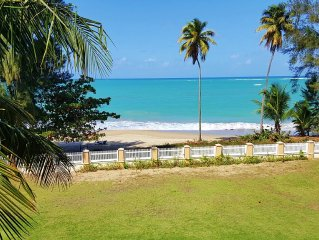 Ocean View Beach Luxury Resort 15 m from SJU airport