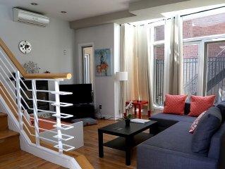 Duplex 2Br House- 15 Min From Manhattan
