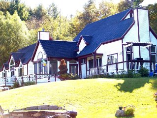 STUNNING VIEWS! Pet friendly, near slopes & Horse Festival, close to Manchester