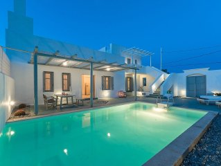 White Village - Two Bedroom Villa with private pool !