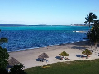 Beachfront Condo Club St. Croix