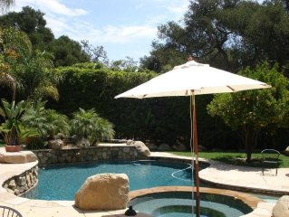 ~*~Cozy Cottage in Montecito~*~Pet Friendly -Pool
