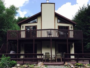 Book your summer rental now ! Early bird special. 300' from lake !!