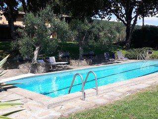 Villa unifamiliare vicino Trevignano romano, sul lago di Bracciano