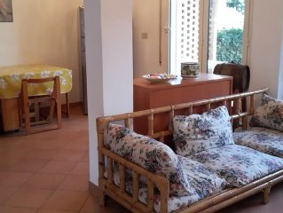 Affitto villino bilivelli a 150m. dal mare, loc. Grottini, Santa Severa