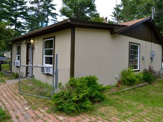 Cabin Retreat With ATV Access And Walking Distance Of Lake, Pubs And Restaurants