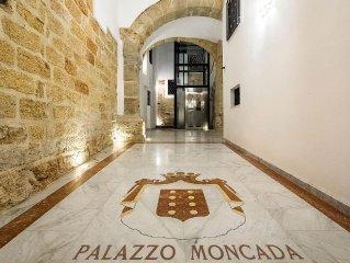 Casa Petra - Appartamento all'interno di un Palazzo Storico nel cuore di Palermo
