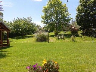 Beautiful villa near Bracciano Lake (Trevignano)