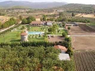 Villa 'Vai', Pool, Access To All Beaches, Sport Facilities, Privacy, Helipad