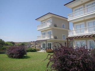 Modern Villa near Belek with Air-con, Wifi and Pool