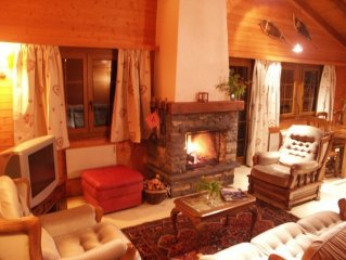 Cosy Chalet, Wintersports and Summer Spa resort