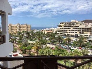 Sea Views Apartment In Central Complex