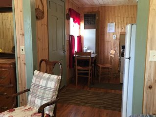 Beautiful Comfy One Room Open Cabin