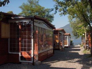 Luxury Wood Chalets at Lago di Lugano - Como - Menaggio - Milaan - Varese - ***