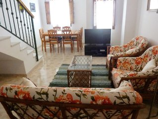 La Residencia Frigiliana for a peaceful and  comfortable stay. Free WiFi