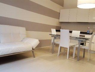 Elegante appartamento nel cuore di Modena