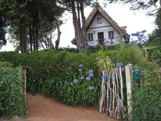 A Casa típica - Santana