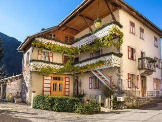 BIG FAMILY HOUSE IN PORTES DU SOLEIL - Winter (skiing) & Summer (private pool)