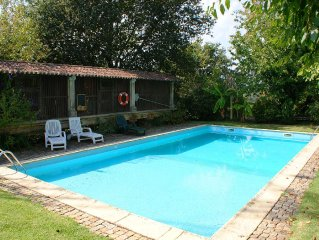 Country villa (6 bedrooms) with private pool