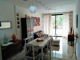 Apartamento céntrico en Cala Rajada