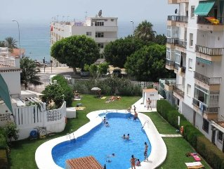 Albaida II-2B-M Two bedroom apartment with conmunal pool and A / A