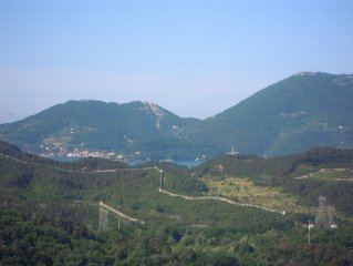 HOUSE WITH VIEW ON THE GULF OF POETS - LERICI PORTOVENERE 5TERRE