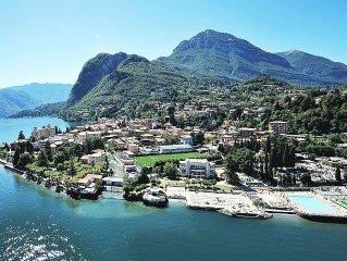 Lago di Como: spazioso bilocale in elegante residence a pochi minuti da Menaggio