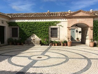 Luxury Country House only 90' from Madrid