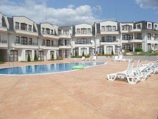 Luxury 5* apt, 3 bedroom, sleeps 7, largest apt in complex  Sunny beach bulgaria