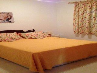 Cosy villa with fantastic views near murla and or