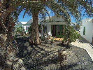 Lanzarote Bungalow, Puerto del Carmen close to the beach